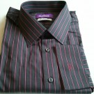 Trillium Tailor Shirt - Black