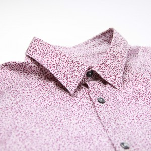 Mens Floral Shirt sample 1